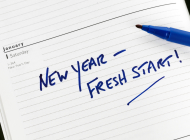 New Year's Resolutions Dos and Don'ts