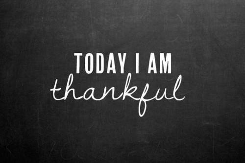 fe for the art of thankfullness